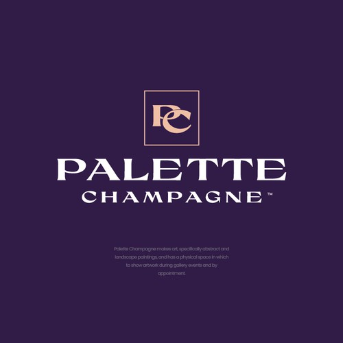Palette Champagne