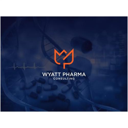 Design a unique logo for Wyatt Pharma Consulting