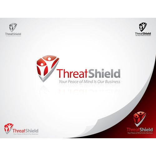 Help Threat Shield with a new logo