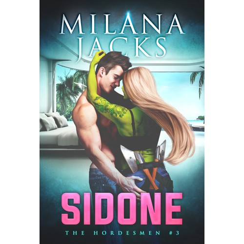 'Sidone' book cover