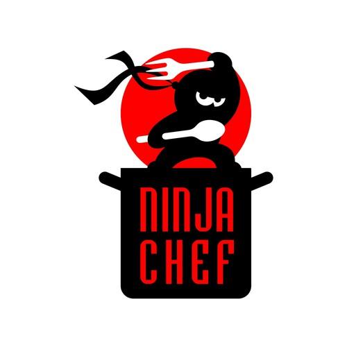 logo for Ninja chef