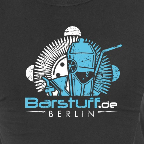 T-Shirt BARSTUFF Online shop for bar equipment