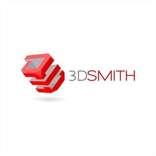 A 3d inspirational logo