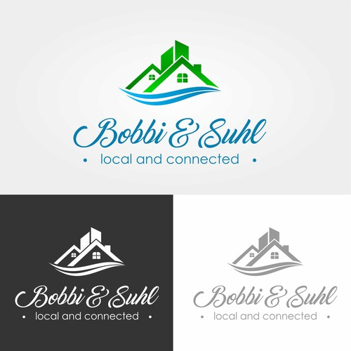 Logo concept for Bobbi & Suhl