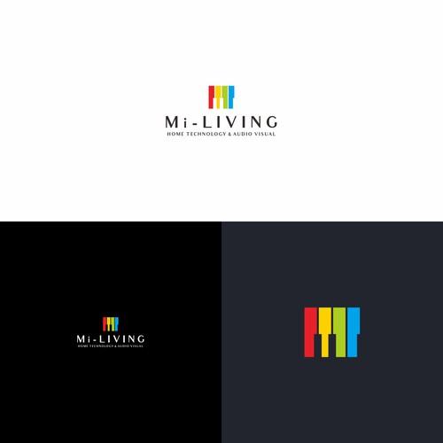 logo concept for Mi-Living