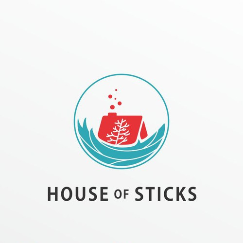 alternative logo for house of sticks
