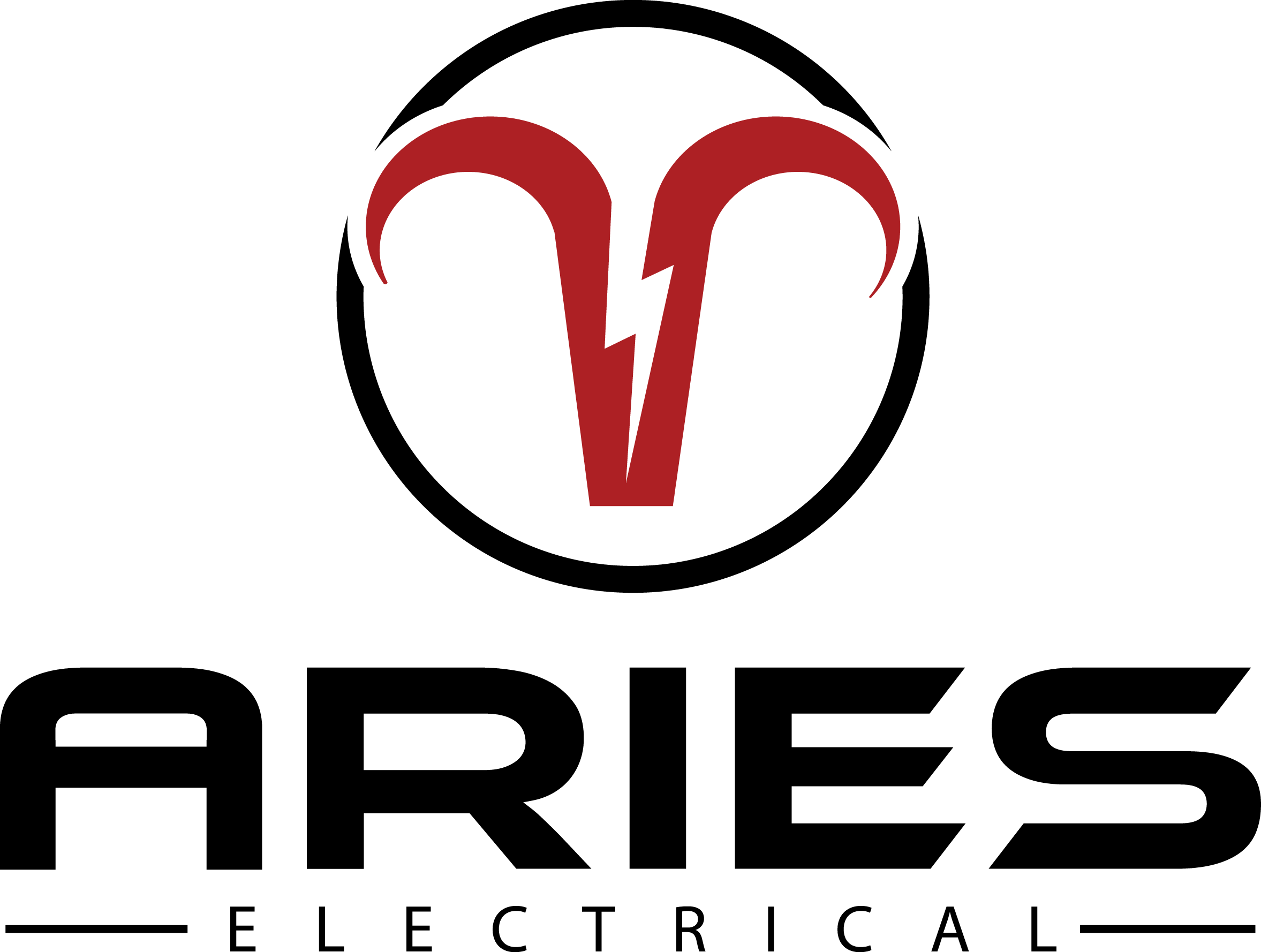 Professional Electrical Contracting logo