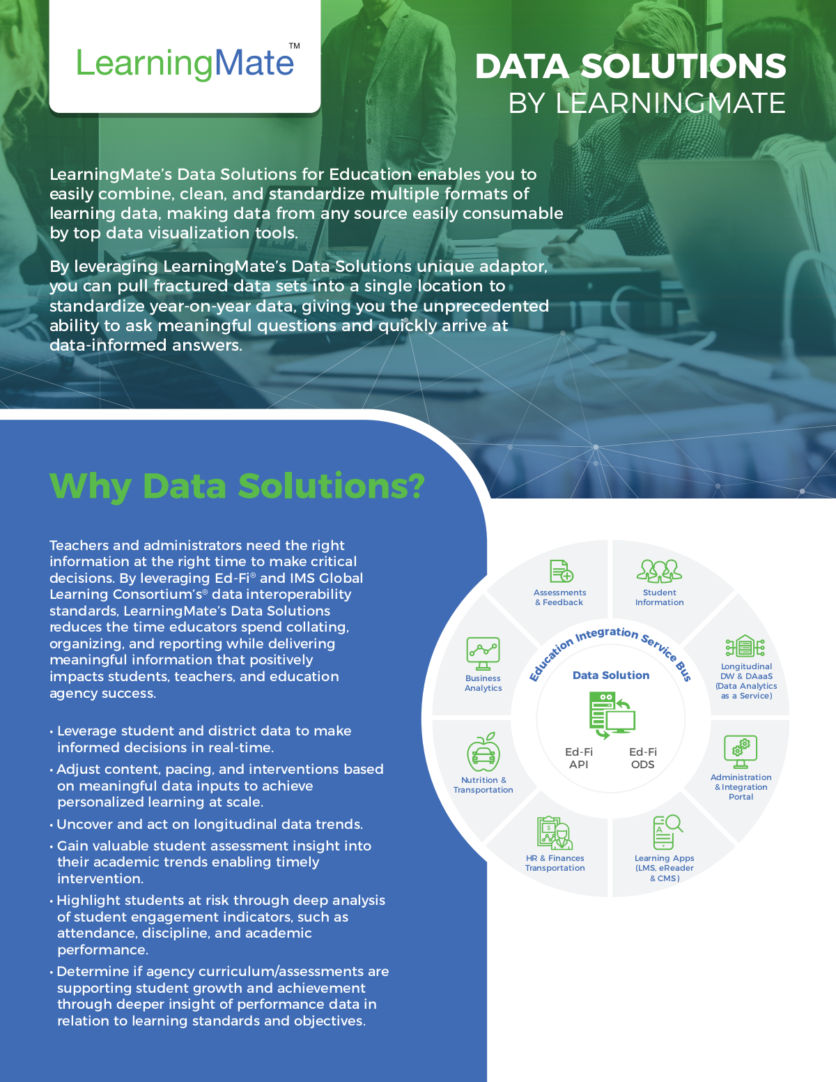 Data Solutions Flyer
