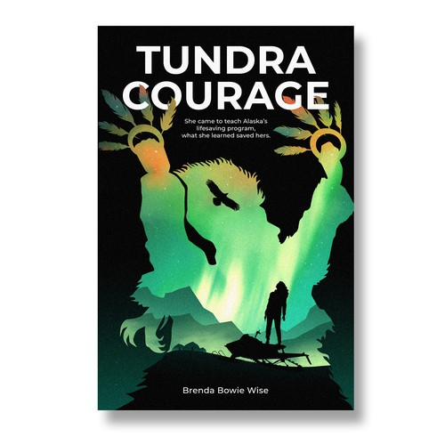 Tundra Courage Book cover submission
