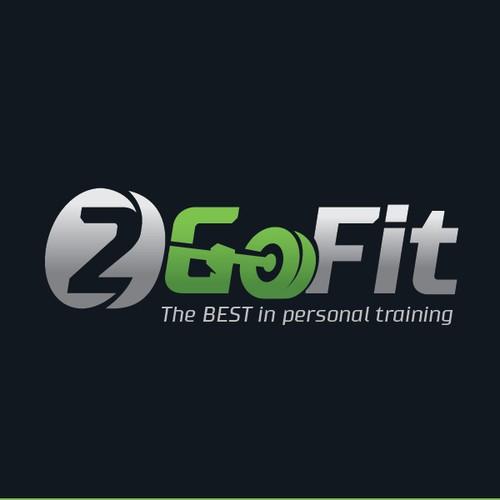 bold logo design for 2GoFit