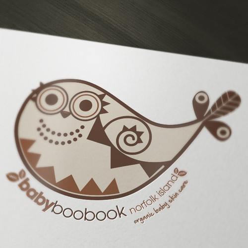 logo for Baby Boobook
