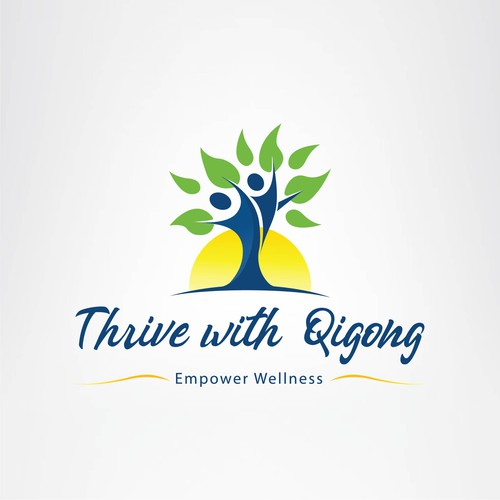 trive with qigong