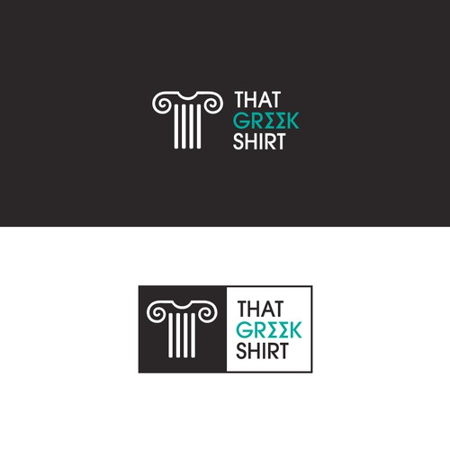 logo for greek shirt