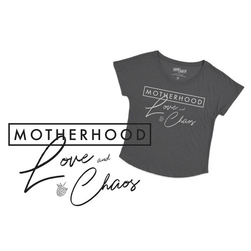 T-Shirt Design for Mom Blogger