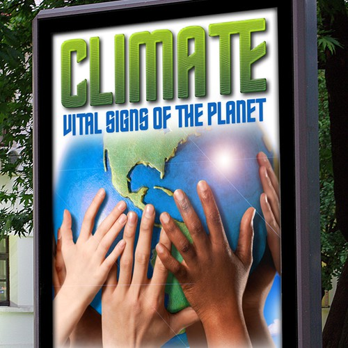 Help Create a Poster on CLIMATE for Middle School Kids