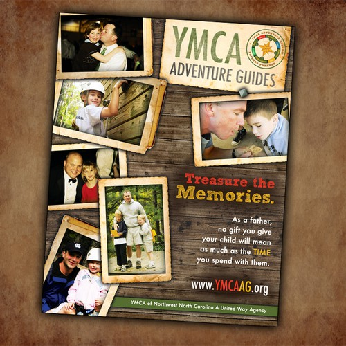 Heard of YMCA Adventure Guides?!  Make a difference to someone!