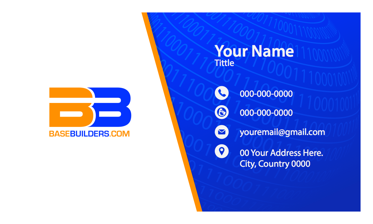 BaseBuilders Business Card