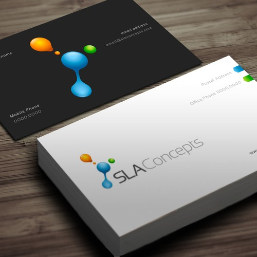 Clean, modern and professional logo