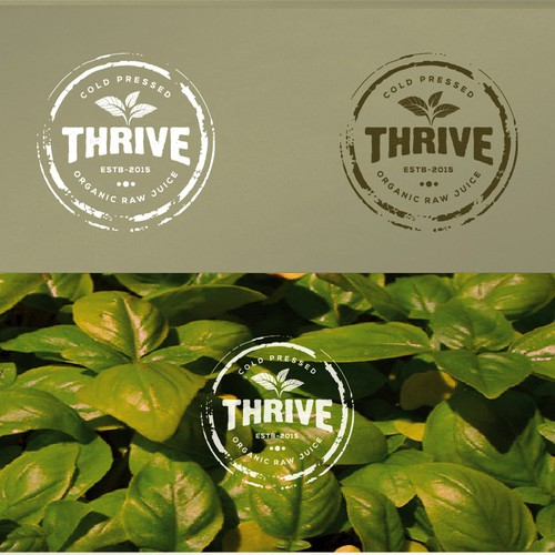 Thrive Organic Raw Juice