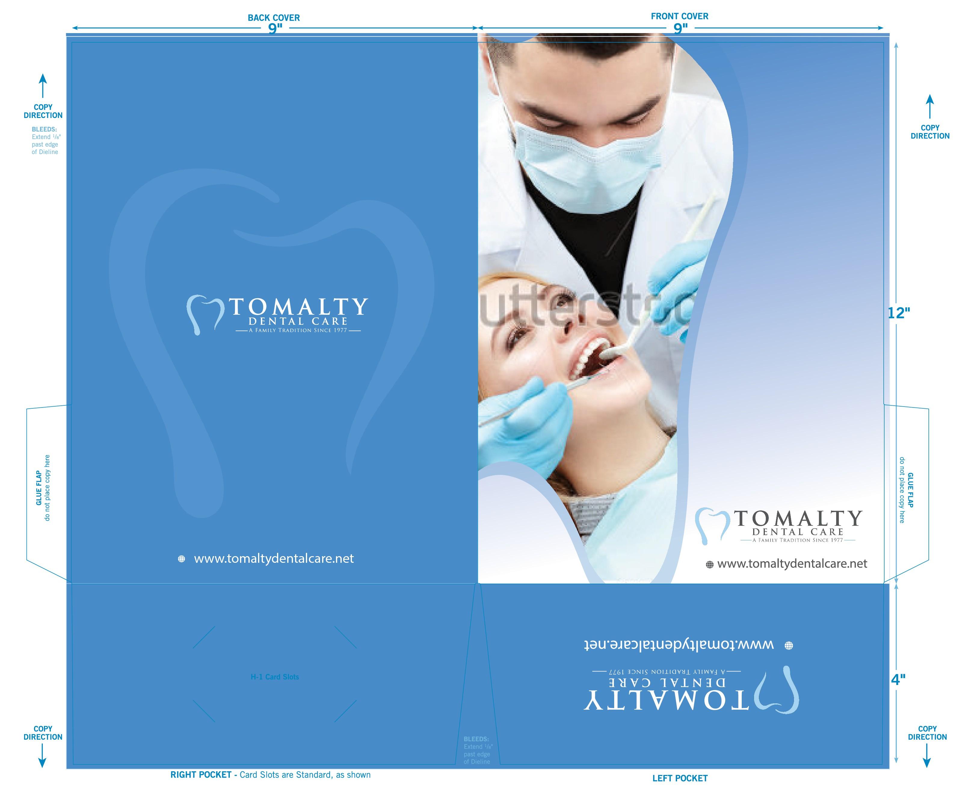 Acqusition Folder-Tomalty Dental Care