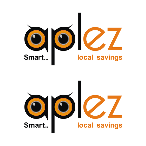 "create a clean logo with the ""ez"" to illustrate the tagline ""display & save"