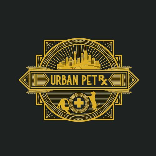 Urban Pet Rx Logo