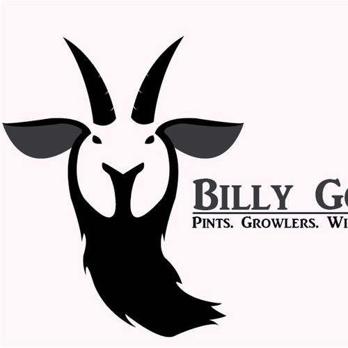 Design a Cool Logo for Billy Goat's Craft Beer Bar