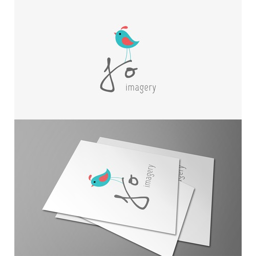 Logo & Business card for Jo imagery