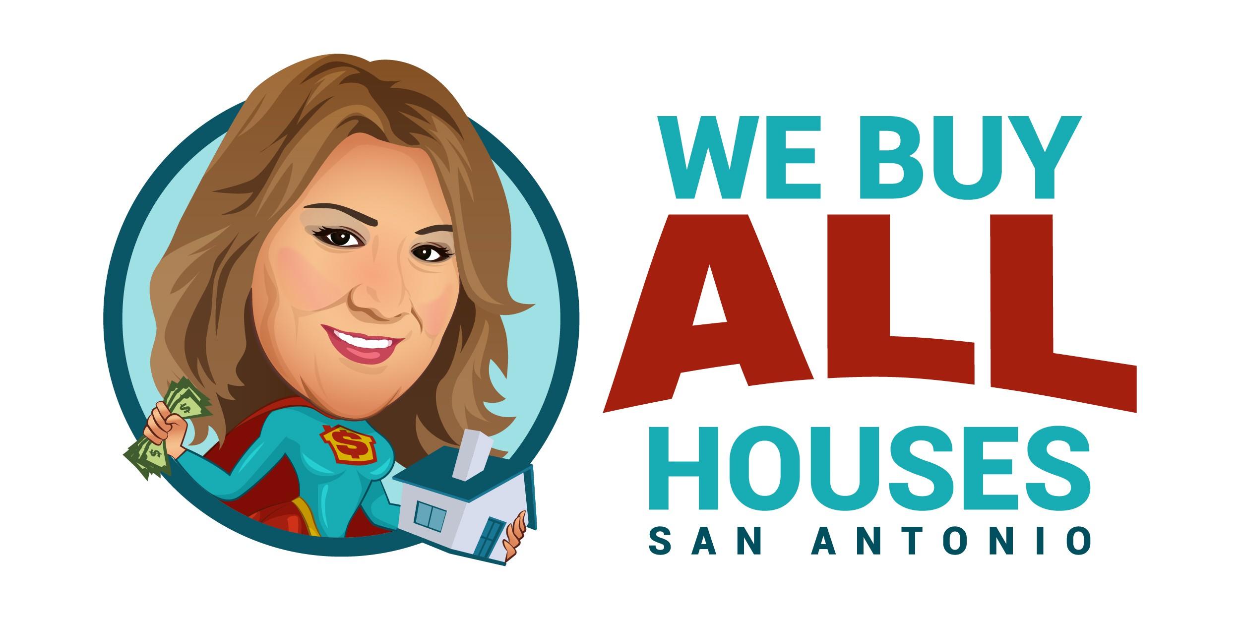 Logo for We Buy ALL Houses San Antonio
