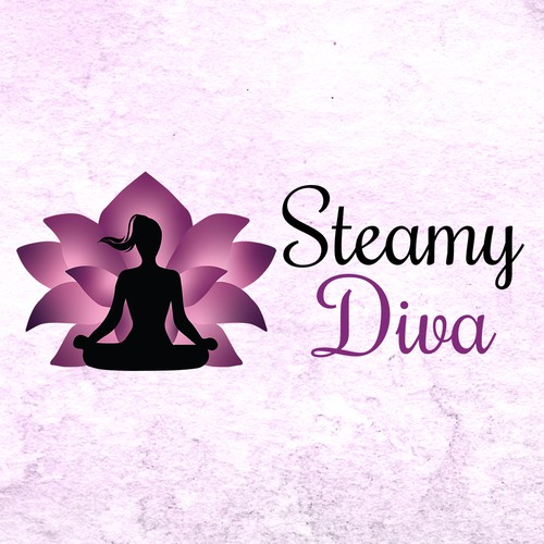 - Steamy Diva - Logo Design