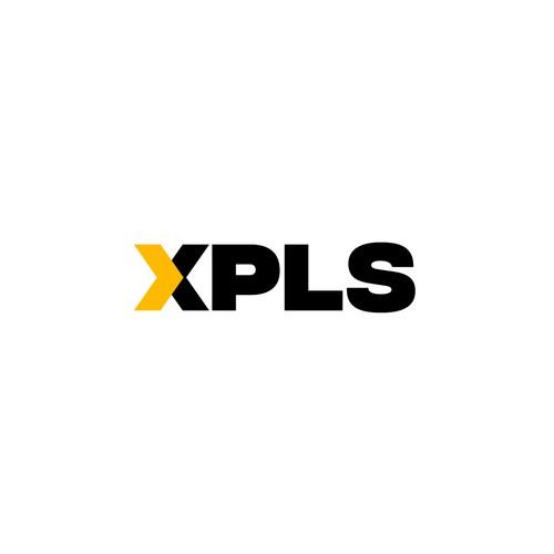 Logo for XPLS Logistics