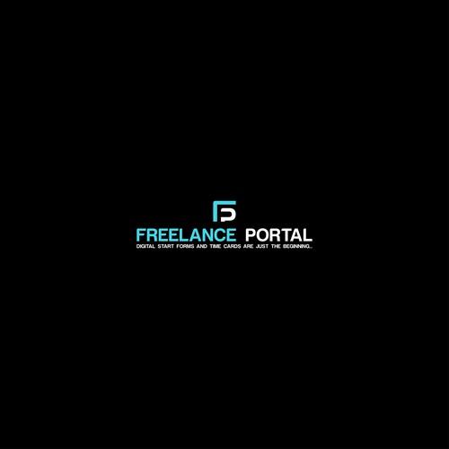 Logo for freelance portal