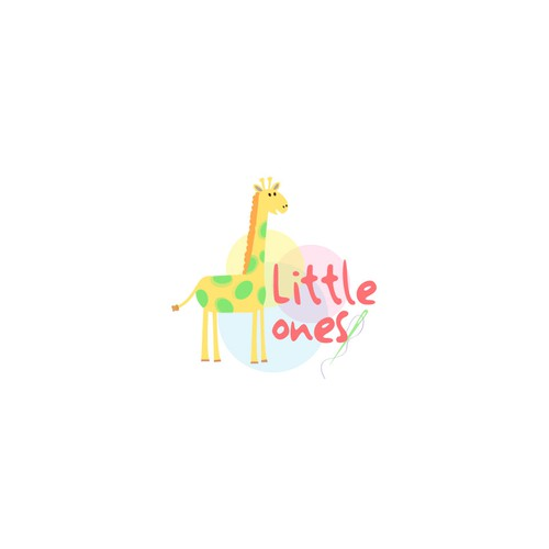 Logo for baby clothes