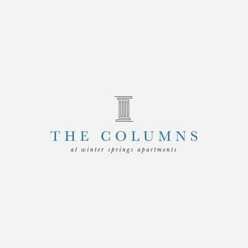 The Columns Apartments Logo