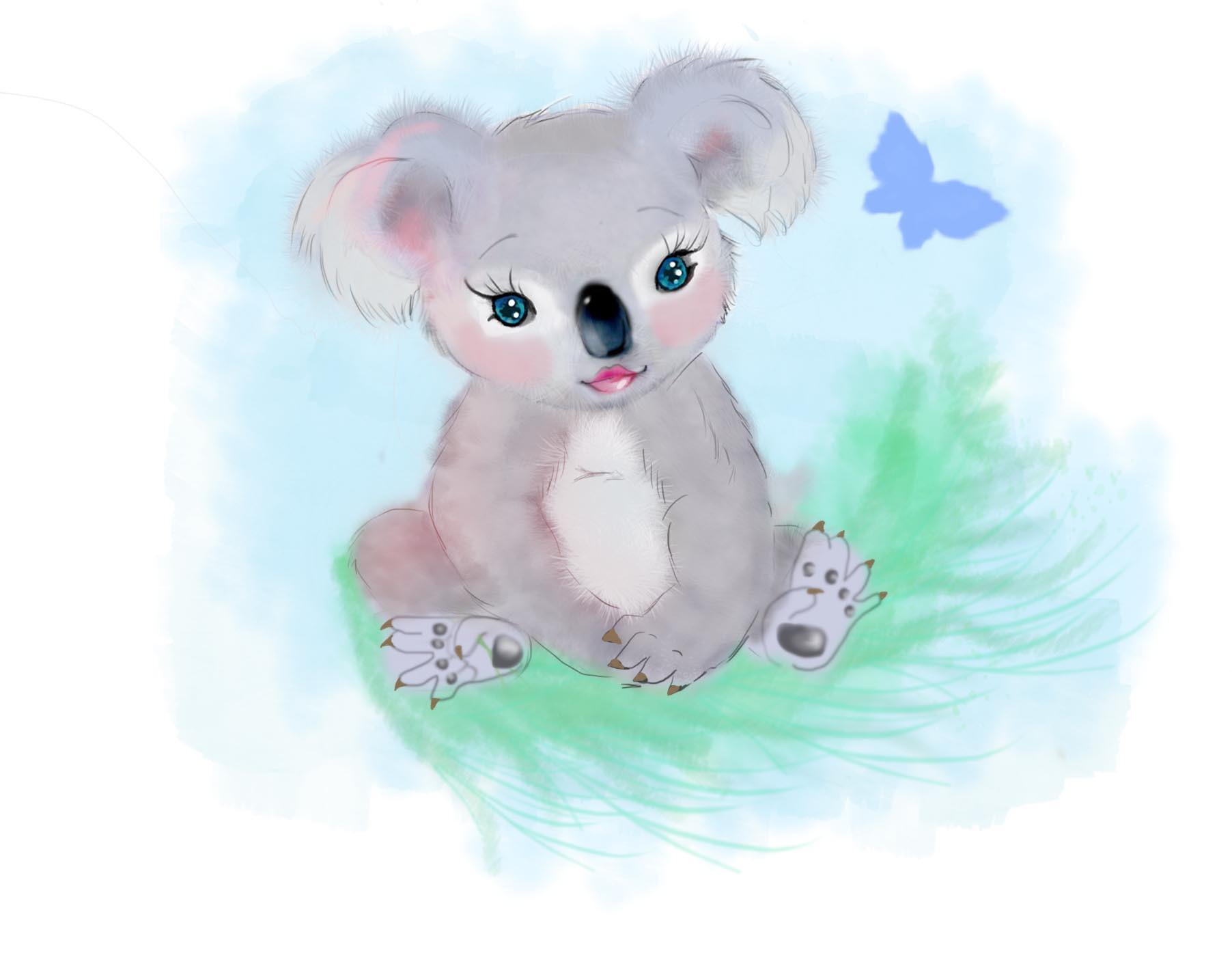 illustration for Outback Angels