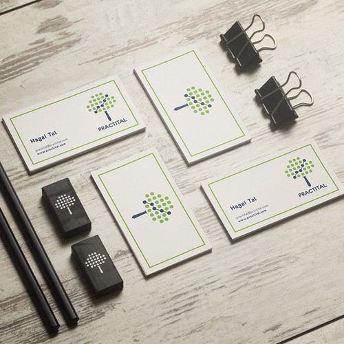 Brand Identity Pack & Logo Customization For PRACTITAL