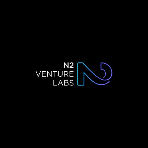 Logo concept for a N2 Venture Labs