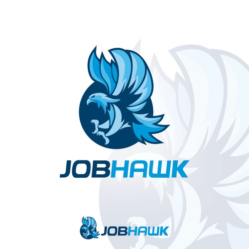 Job hawk Logo