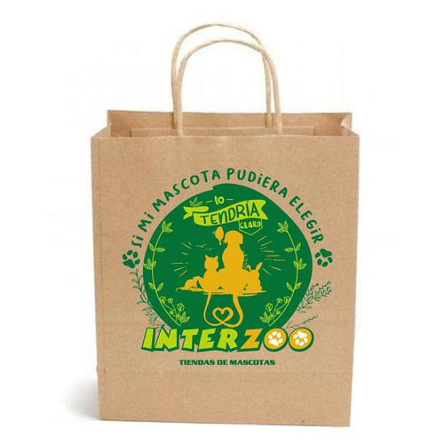 Bag for Interzoo