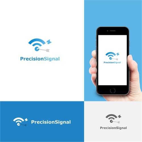 PrecisionSignal Logo