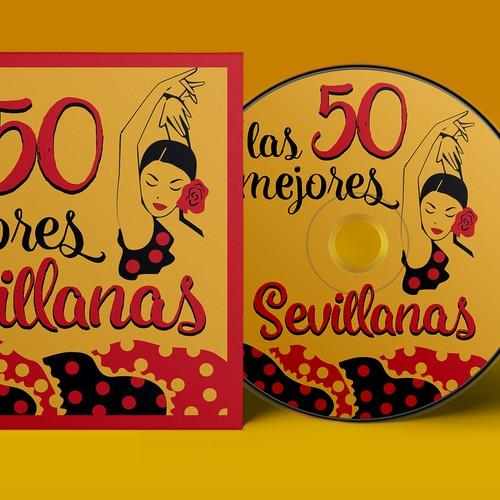 Sevillanas CD Cover