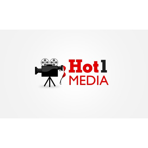 Logo for Hot1Media