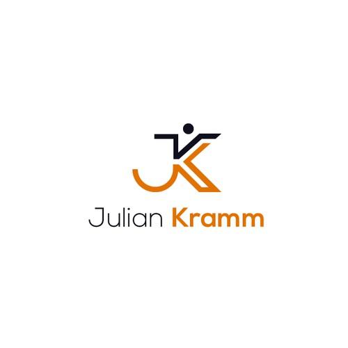 Modern Logo for Julian Kramm