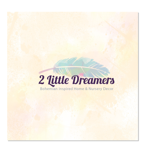Bohemian Logo for Dreamcatcher Business