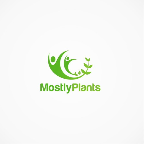 MostlyPlants logo