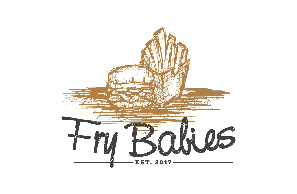Help!  Fry Babies, a start up food truck, needs to create a logo that establishes it's brand.