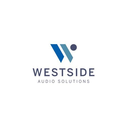 Logo for Audio/Sound company