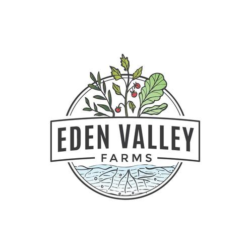 Logo for Eden Valley Farm