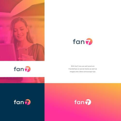 Logo for New Social Media Fan7