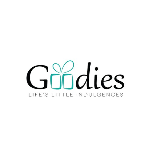Goodies Logo Design